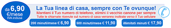 offerta telefonia voip flat